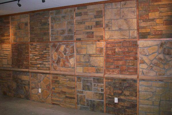 Stockman Stoneworks Jefferson City MO Retaining Walls Pavers - Aged brick veneer